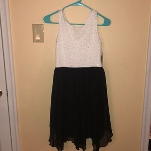 Cotillion, homecoming, dance dress (size 13)